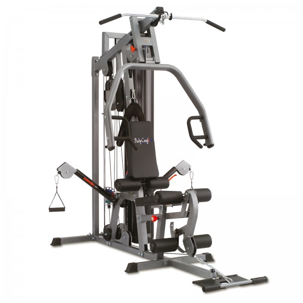 BodyCraft appareil de musculation X-Press pro (gris argenté)