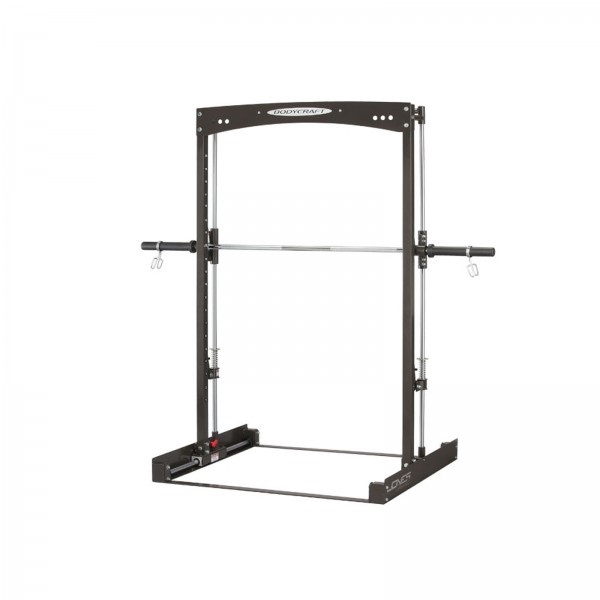 BodyCraft Squat Rack Smith Machine Jones Freedom