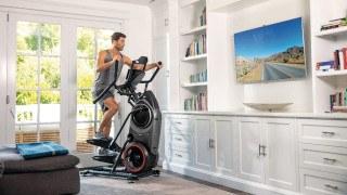 Bild: Home-Gym auf nur 122 x 78 cm