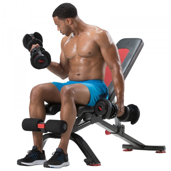 Bowflex weight bench 5.1S