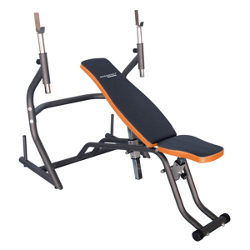 Bremshey weight bench 400