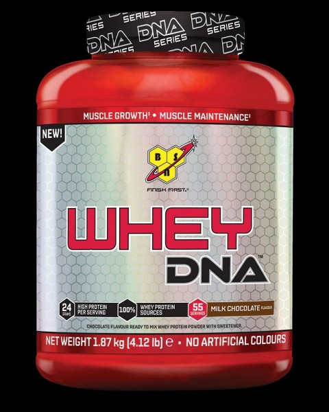 BSN Protein Whey DNA Series