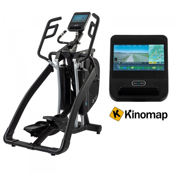 Ellittica cardiostrong EX90 Plus Touch Kinomap Bundle