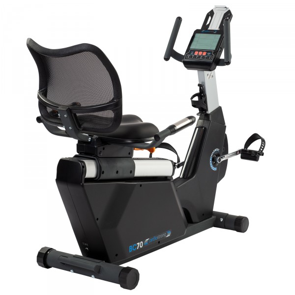 cardiostrong Recumbent Exercise Bike BC70