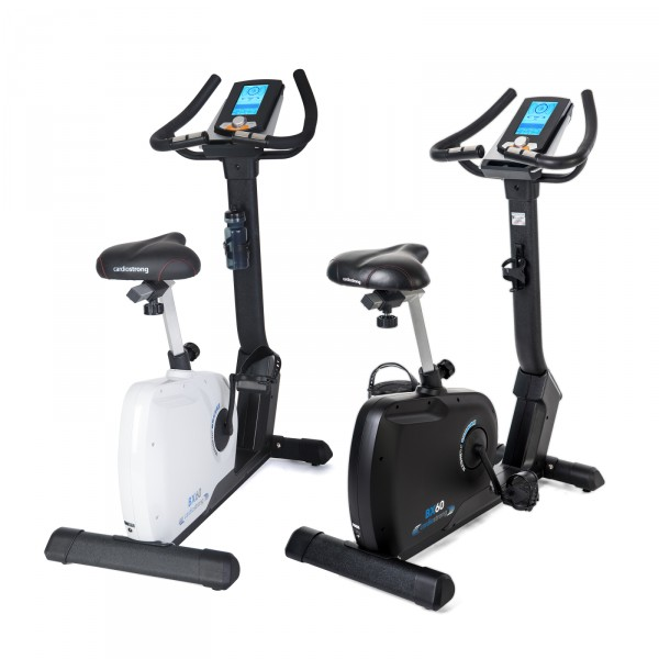 cardiostrong exercise bike BX60 black