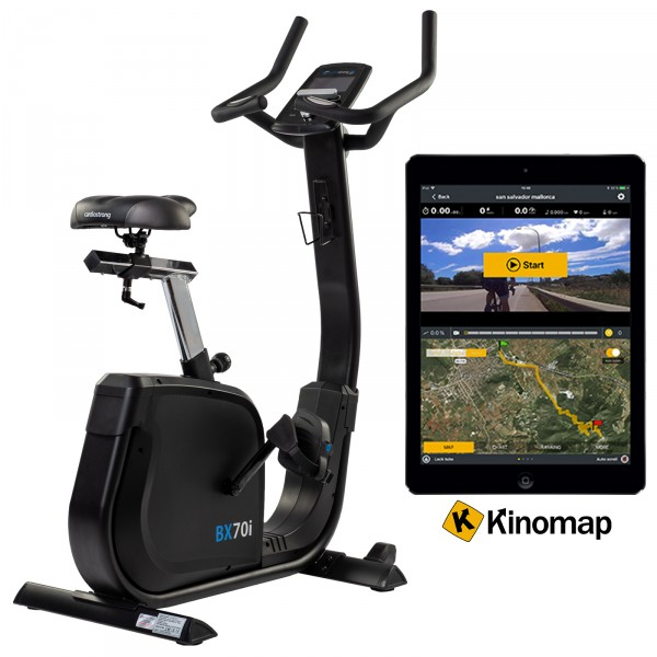 cardiostrong Exercise Bike BX70i & Kinomap Bundle