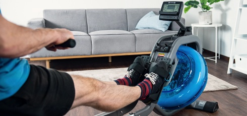 Bild: Verstellbare Fußstütze, rutschfester Griff