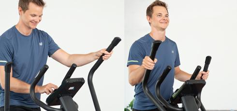 Bild: So ist das Training nie langweilig!