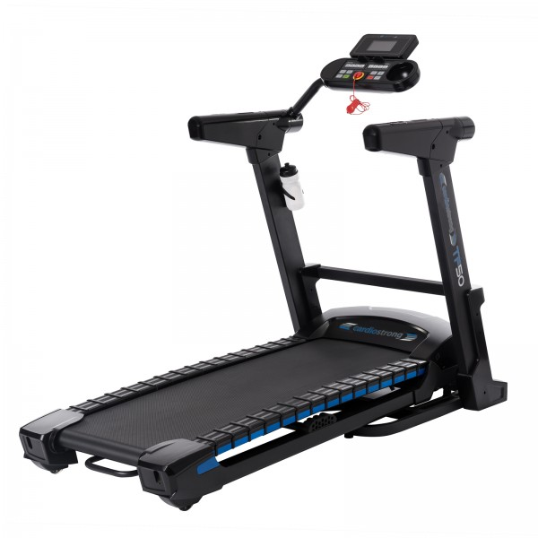 Tapis roulant cardiostrong TF50 Flexdeck