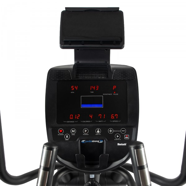 Tablet Holder for Fitness Equipment