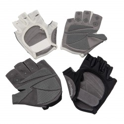 cardiostrong rowing glove black