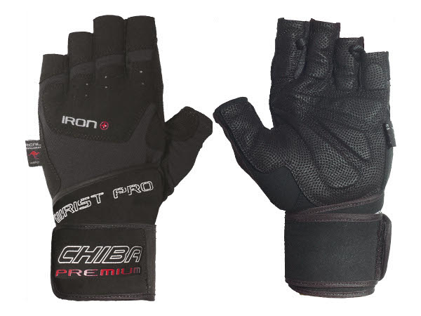 Chiba Premium Line Iron Plus training gloves