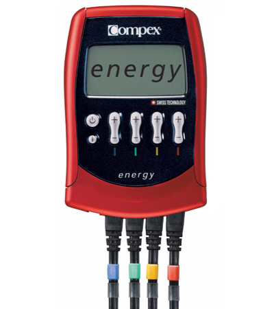 Compex Energy mi-Ready Muskelstimulator