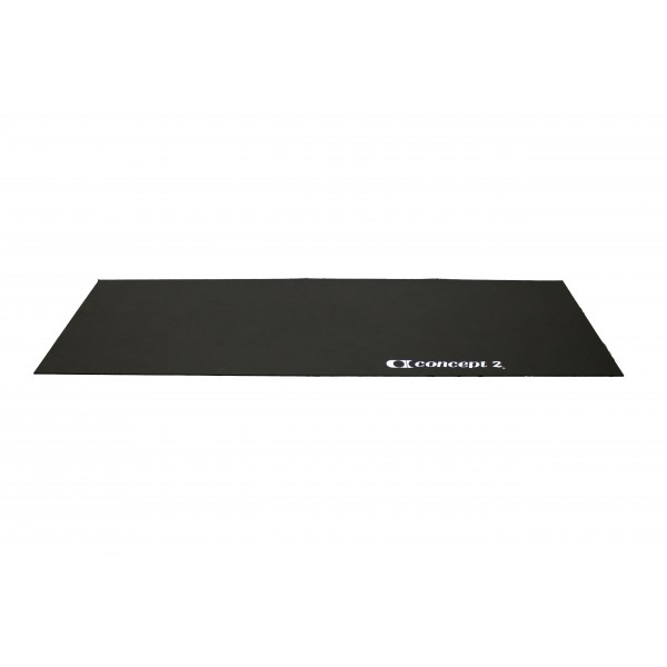 Concept2 floor mat black
