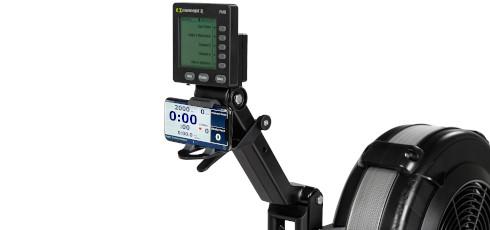 Concept2 Vogatore RowErg Tutti i parametri di allenamento sotto controllo