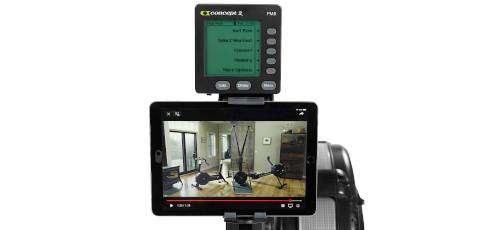 Concept2 Vogatore RowErg Varietà nell'allenamento grazie alle app