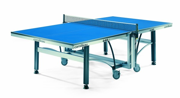 Table de ping pong cornilleau competition 640 fitt fitshop - Table de ping pong occasion cornilleau ...