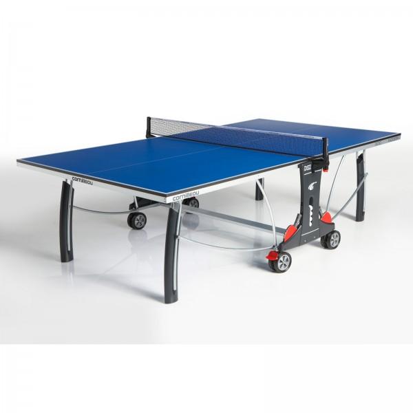 table de ping pong cornilleau sport 300 indoor fitshop. Black Bedroom Furniture Sets. Home Design Ideas