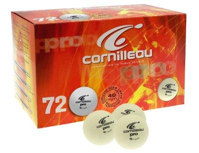 Cornilleau Tischtennisball Pro 72er Pack