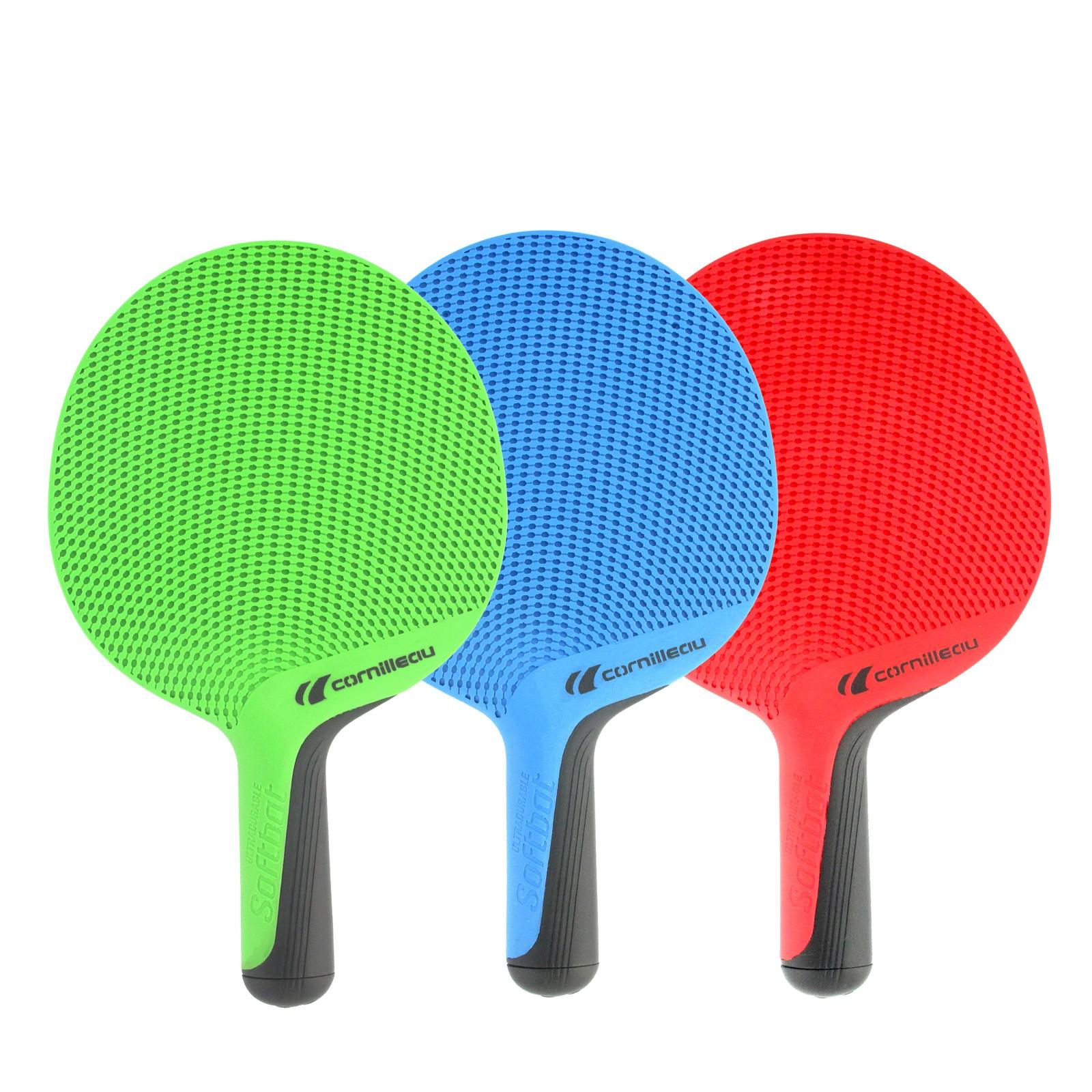 Cornilleau tischtennisschl ger softbat sport tiedje - Raquette de tennis de table cornilleau ...