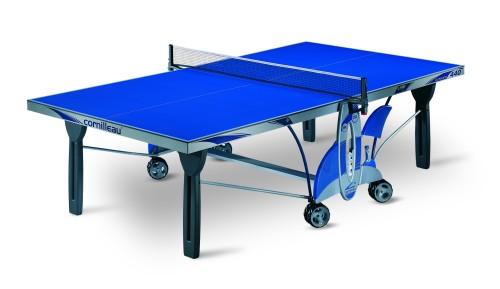 Table de ping pong cornilleau sport 440 outdoor fitshop - Table de ping pong cornilleau occasion ...