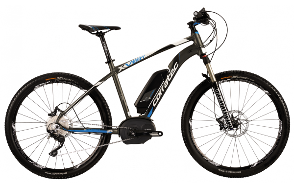 Corratec E-Bike E Power X-Vert 650B Performance Nyon (Diamant, 27.5 Zoll)