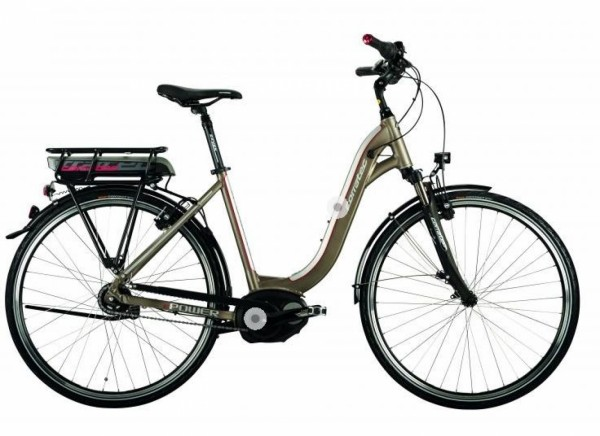 Corratec e-bike E Power Active Coaster (Wave, 28 inches)