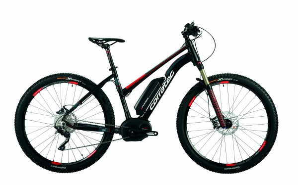 Corratec E-Bike E Power X-Vert 29er XC 25 (Trapez, 29 Zoll