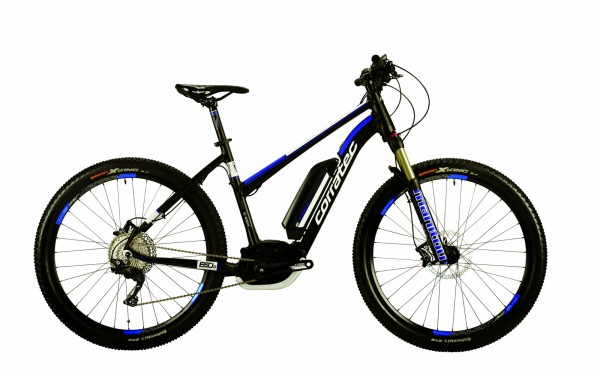 Corratec e-bike E Power X-Vert 650B CX NYON (Trapeze, 27.5 inches)