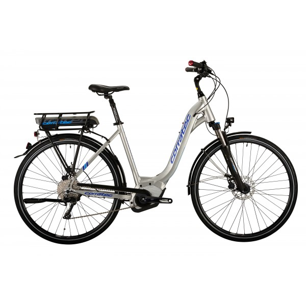 "Corratec E-Bike E Power Active 10S 400 (Wave, 28"")"