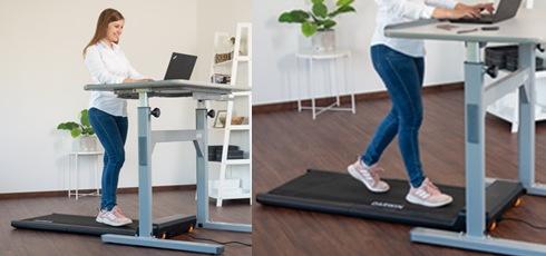 Bild: Schritt für Schritt zu mehr Fitness