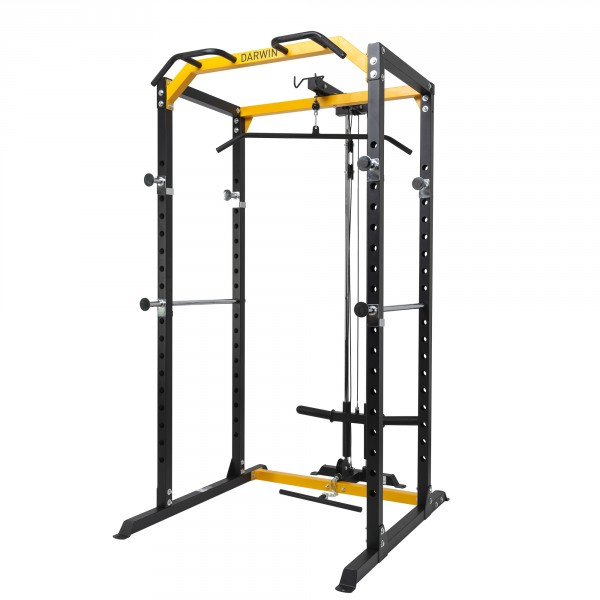 Darwin Power Cage setti