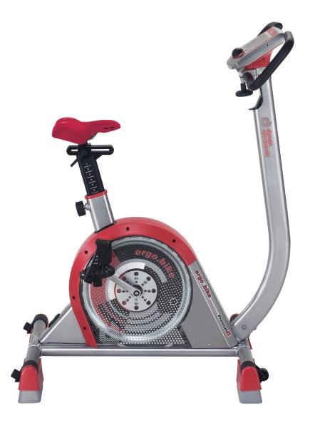 Daum vélo d'appartement ergo_bike Premium 8 rouge
