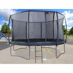 Dino Cars Trampolin Proline 305cm inkl. Netz und Leiter purchase online now