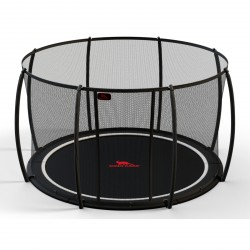 Dino Cars Flat Level Garden Trampoline purchase online now