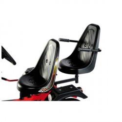 Dino Cars GoKart additional seat acheter maintenant en ligne