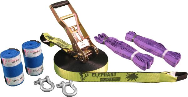 Elephant Slackline Freak Flashline