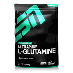 ESN Ultra Pure L-Glutamine, 500g