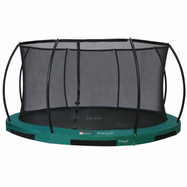 Etan Hi-Flyer Trampolino Inground Set