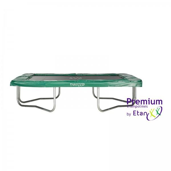 Etan Premium Trampolin eckig