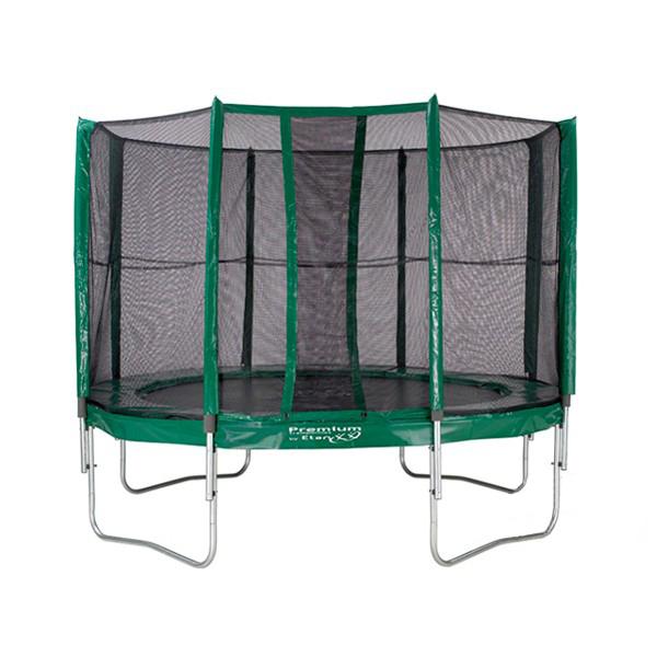 etan sicherheitsnetz f r premium trampoline 300 cm. Black Bedroom Furniture Sets. Home Design Ideas