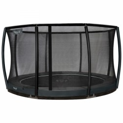 Etan garden trampoline Inground Premium Gold incl. safety net acheter maintenant en ligne
