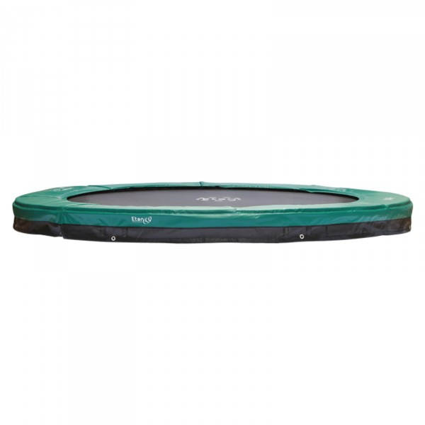 Etan  Inground Garden Trampoline Premium Gold