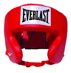 Everlast head protection
