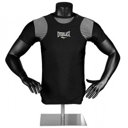 Everlast Mens's SLV Rash Guard Contrast Panel Detailbild