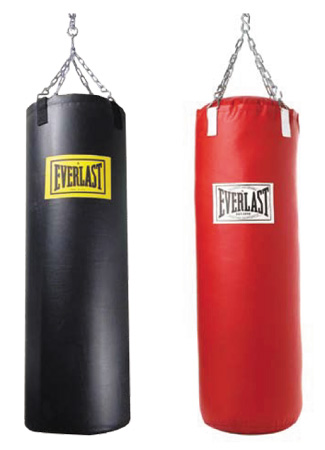 Sac de boxe Everlast Traditional 117 (non rempli)
