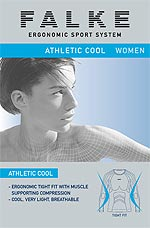 Falke Athletic Cool Long-Sleeved Shirt Women Detailbild