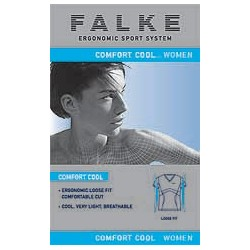 Falke Comfort Cool Short-Sleeved Shirt Women Detailbild