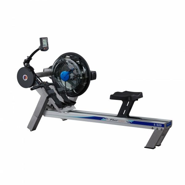 Remo First Degree Fluid Rower E520 con HRK