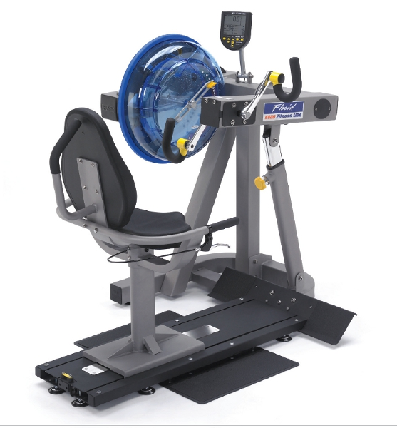 First Degree Ergometersykkel Fluid Upperbody  E820